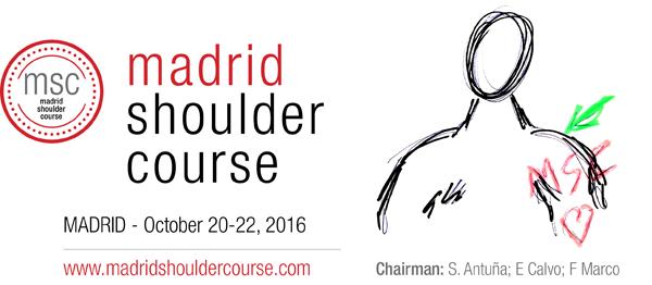 MADRID SHOULDER COURSE