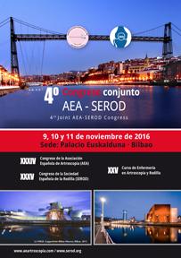 4º Congreso conjunto AEA-SEROD
