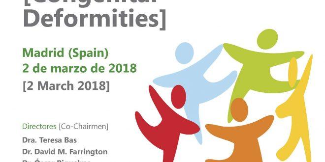 II Jornada de Actualización en Patología Raquídea Pediátrica. Deformidades Congénitas