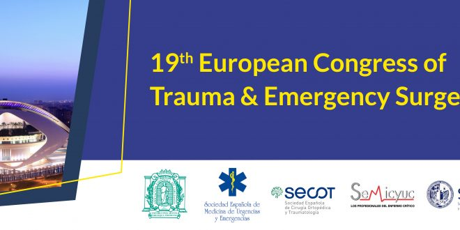 19th European Congress of Trauma & Emergency Surgery