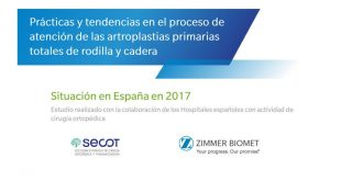 Estudio SECOT prácticas Artroplastias España