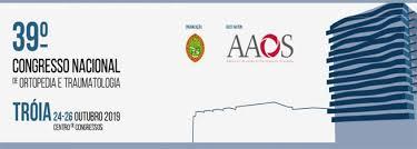 39º Congresso Nacional de Ortopedia e Traumatologia